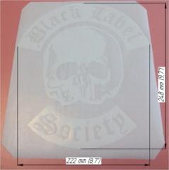Zakk-Wylde stickers replica