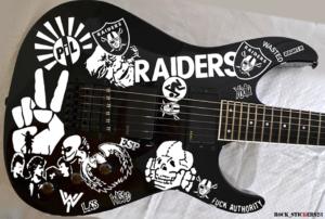 Slayer raiders replica