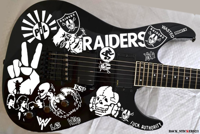 Slayer raiders replica