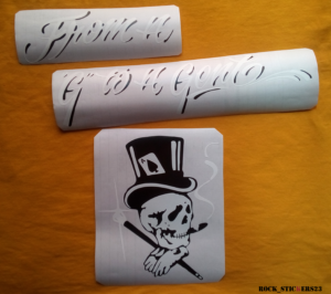 Social Distortion decal