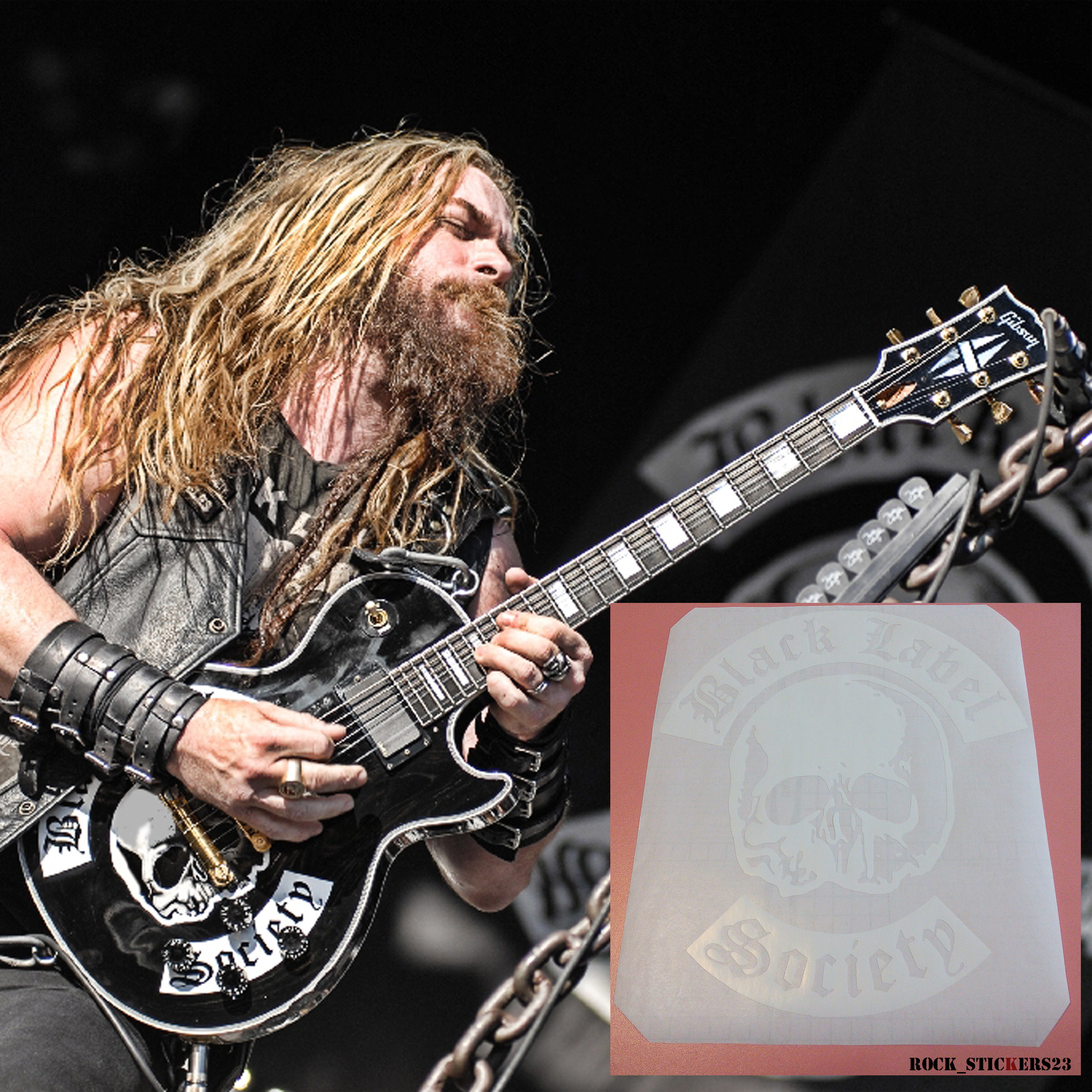 Zakk-Wylde stickers