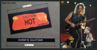kirk Hot stickers