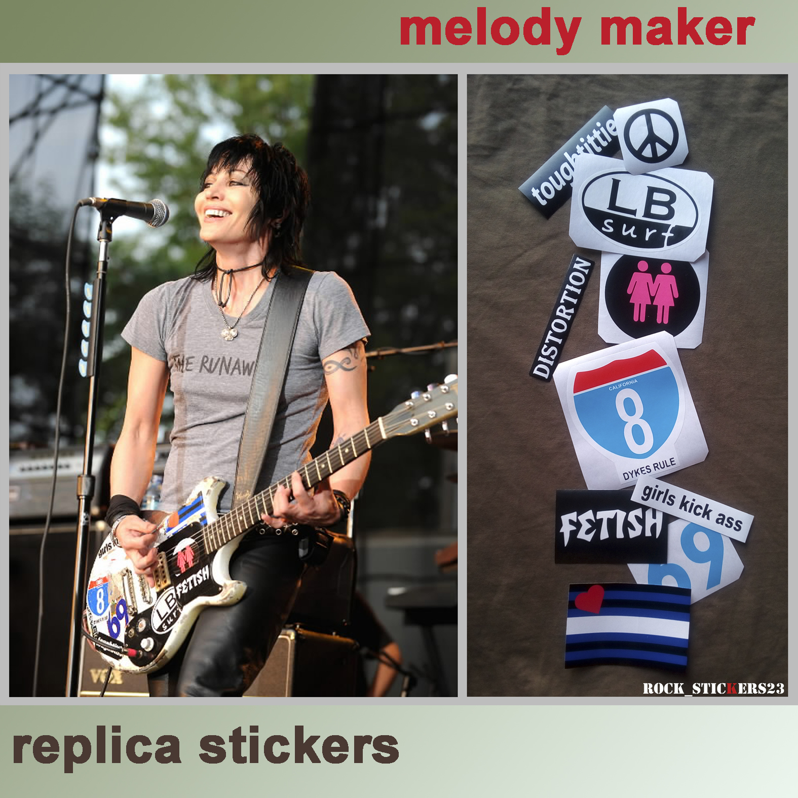 melody maker replica