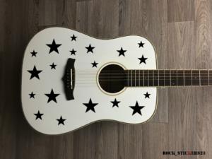 star stickers rock