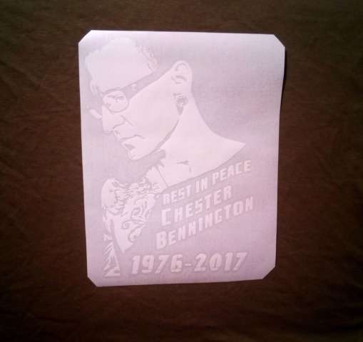 LP logo Chester Bennington