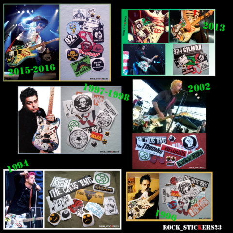 stickers23 punks guitar