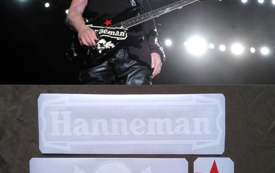hanneman sticker decal