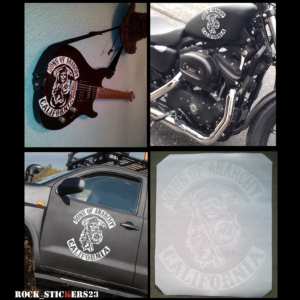 sons of anarchy guitar
