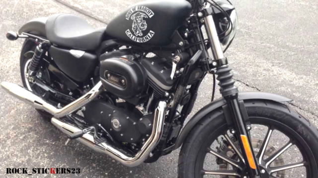 sons of anarchy stickers moto