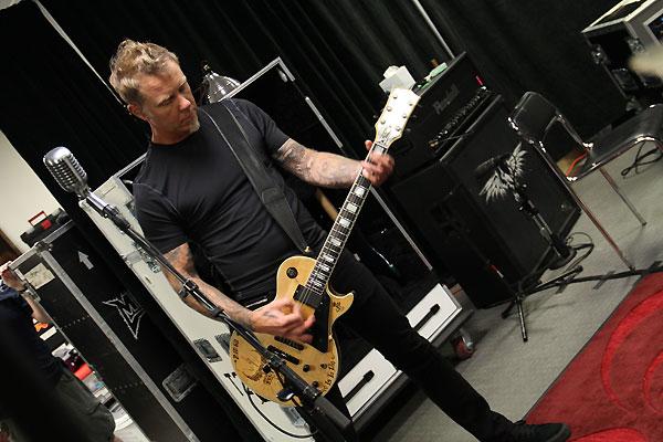 Cliff Burton guitar