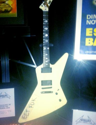 metal eet fuk Justice era James Hetfield DI-JAMES-rock decal