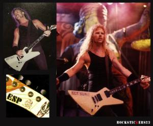 eet fuk decal guitar
