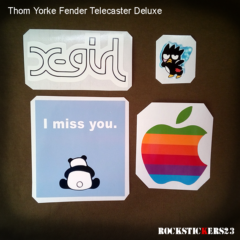 Telecaster Deluxe radiohead