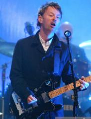 stickers decal radiohead Thom Yorke